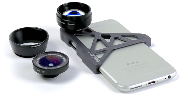 Exolens iPhone Lens