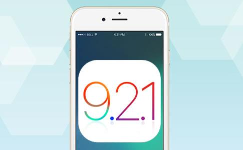 iOS 9.2.1 Sürümü Yayınlandı