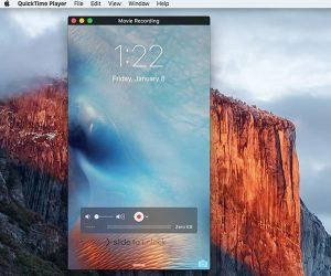 iPhone daki uygulamanın görünütüsü videoya nasıl çevirilir?
