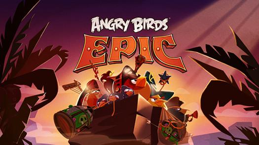 Ortaçağ temalı Yeni Angry Birds yakında.