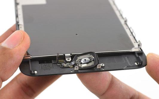 iPhone 6S Plus ana ekran tuş değişimi