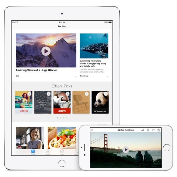 iOS 9.3 Haberler
