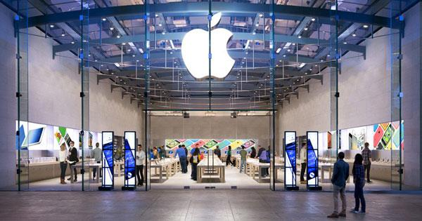 apple magaza