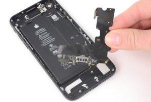 iPhone 7 Şarj Soketi Sorunu Çözümü