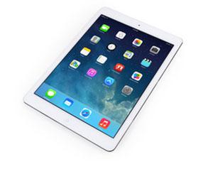 iPad 5 Teknik Servis