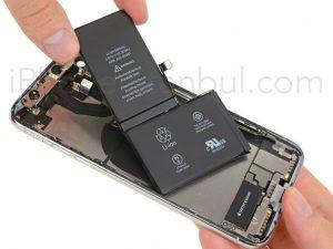 iPhone X Pil Değişimi