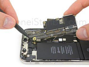 iPhone X Pili Nasıl Çıkartılır