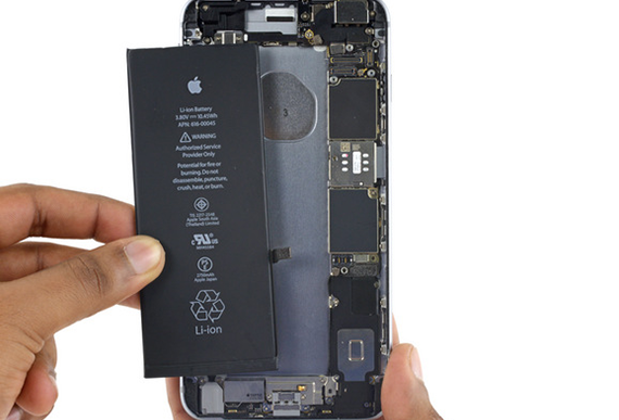 iPhone 6S Plus Pil Değişimi