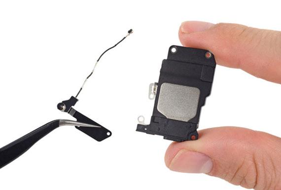 iPhone 7 Hoparlör Değişimi/Tamiri