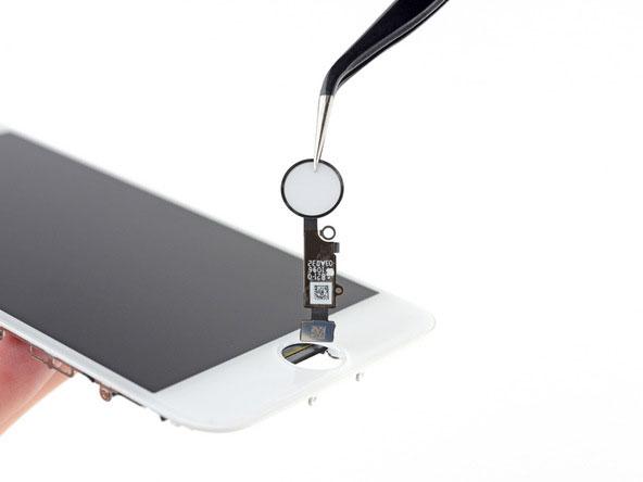 iphone 8 ekran değişiminde eski home buton kullanılır