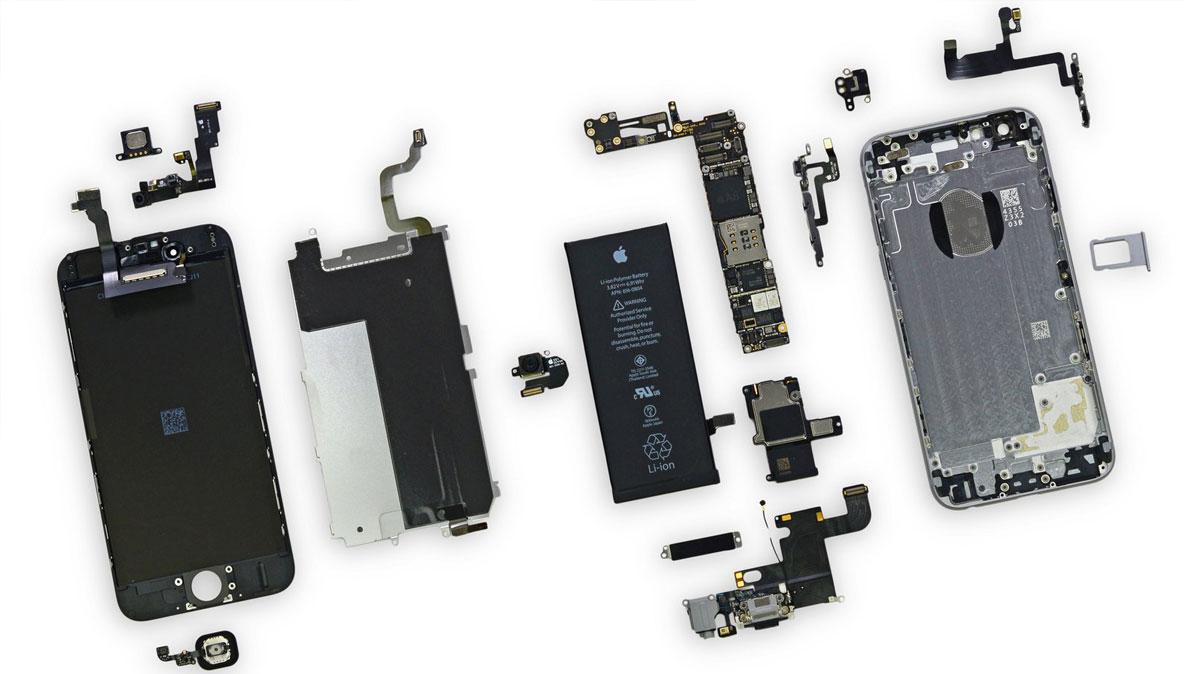 iPhone 6 Ekran Değişimi - Teknik Servis Testleri