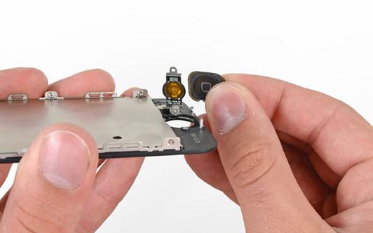 iPhone 5 home butonu değişimi