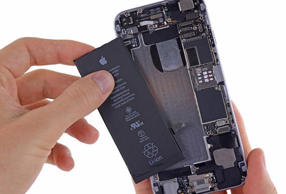 iPhone 6 Pil batarya değişimi fiyatı