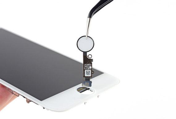 iPhone 8 Ana Ekran Tuşu Değişimi