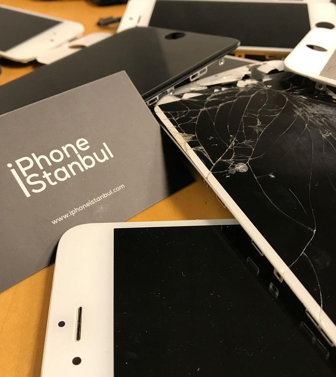 iPhone 6 Plus Ekran Değişim Süresi