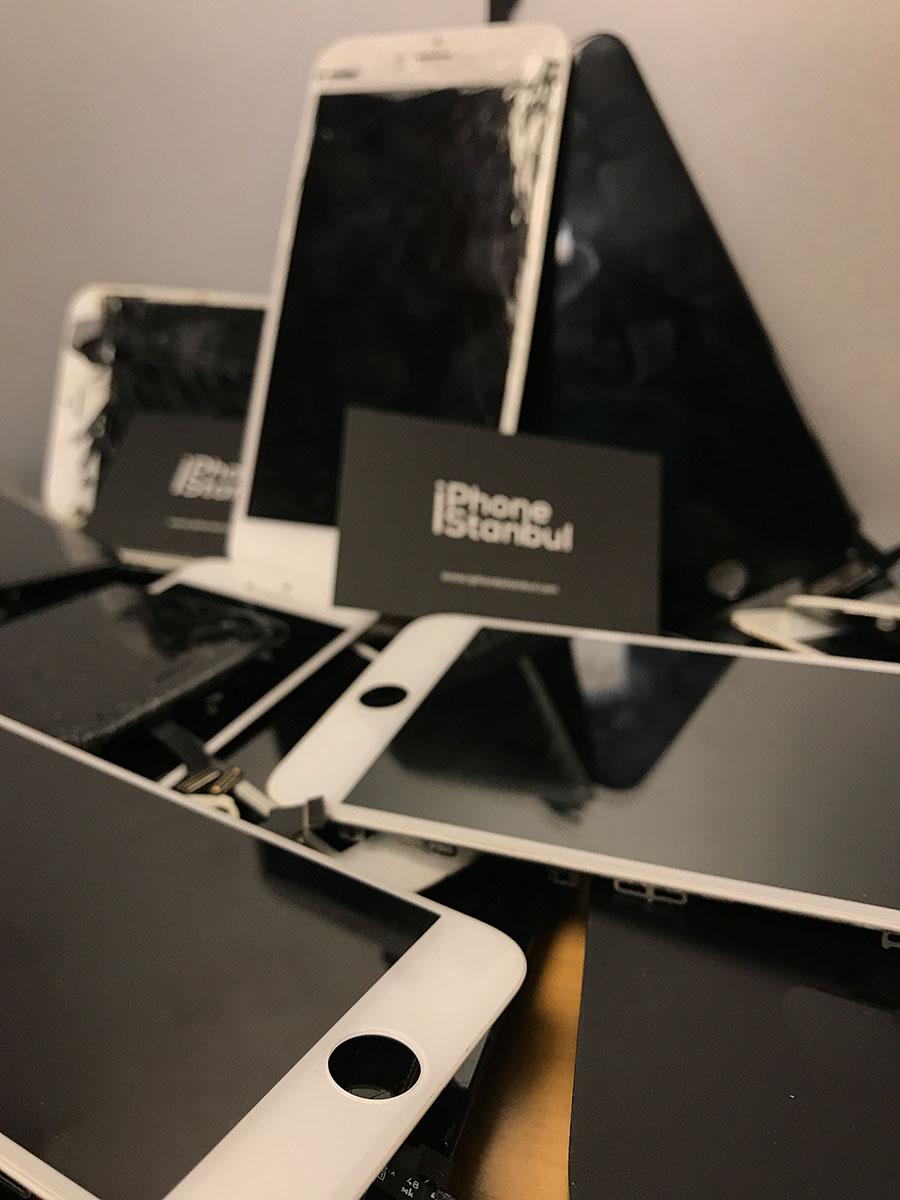 iPhone 6S Plus Ekran Değişim Süresi