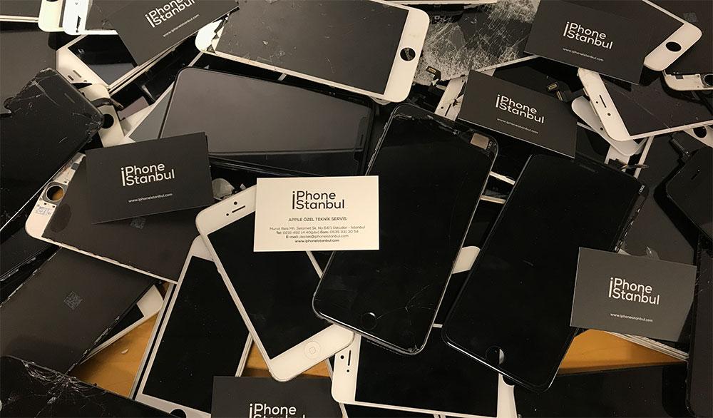 iPhone 7 Plus ekran değişimi