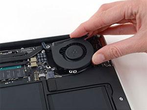 MacBook Air Fan Değişimi