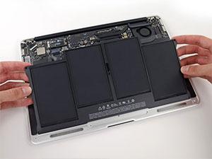 MacBook Air Pil Değişimi