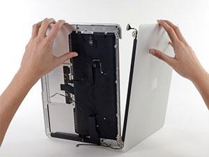 MacBook Air Üst Kasa (Upper Case) Değişimi