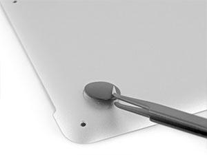MacBook Pro Alt Kasa Ayağı Değişimi