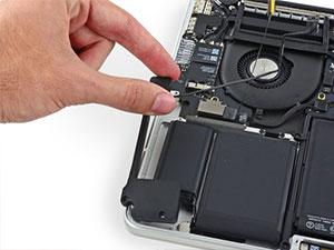MacBook Pro Hoparlör Değişimi