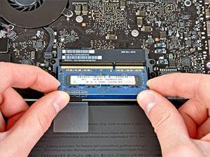 Macbook Pro RAM Değişimi