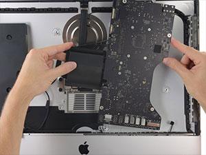 iMac Ana Kart Değişimi