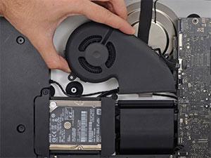 iMac Fan Değişimi