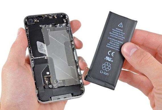iPhone 4 Pil Değişimi