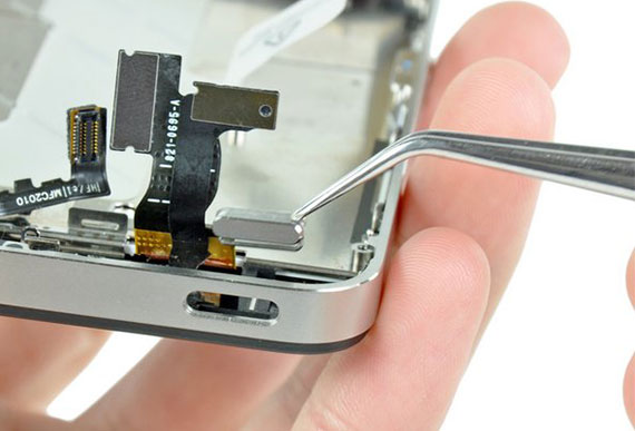 iPhone 4 Power (On/Off) Buton Değişimi