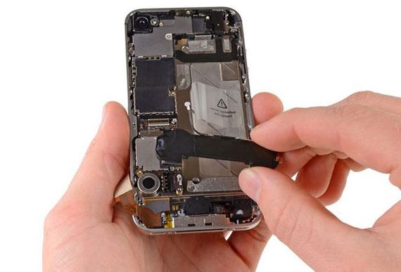 iPhone 4S Hoparlör Değişimi