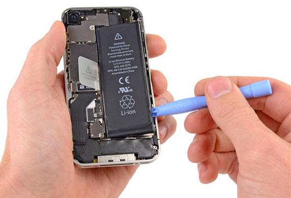 iPhone 4S Pil Değişimi