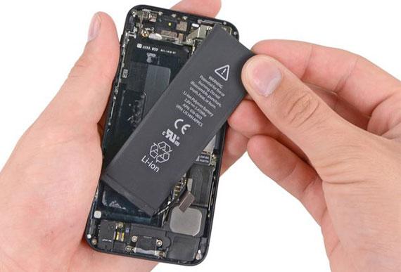 iPhone 5 Pil Değişimi