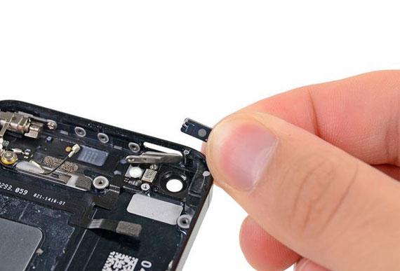 iPhone 5 Power (On/Off) Buton Değişimi
