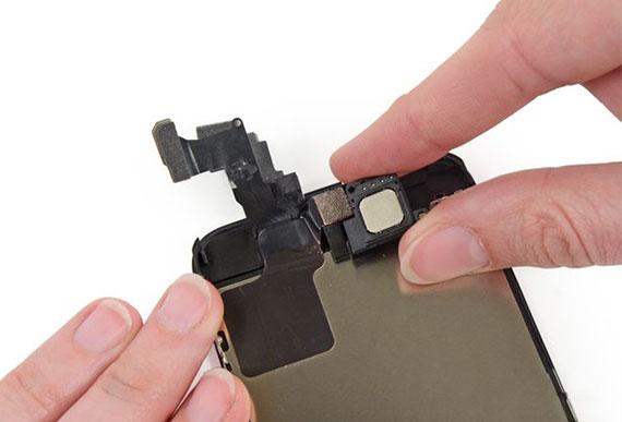 iPhone 5C Ahize Değişimi