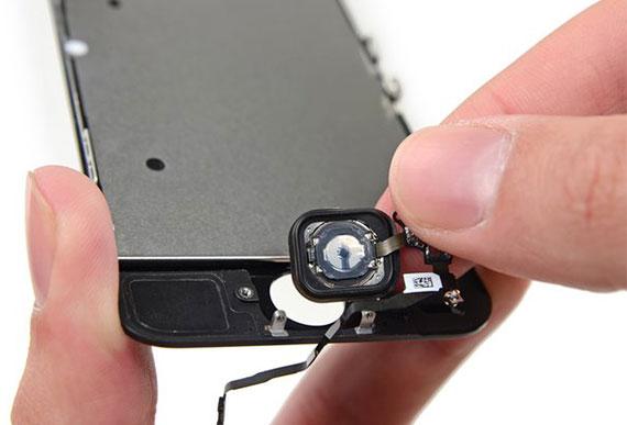 iPhone 5S Home Tuşu Değişimi