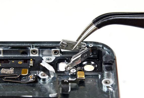 iPhone 5S Power (On/Off) Buton Değişimi