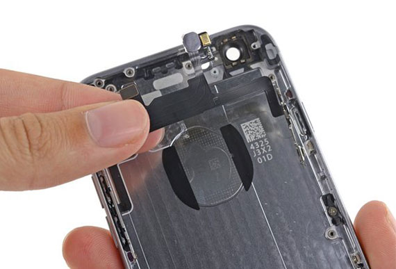 iPhone 6 Power (On/Off) Buton Değişimi
