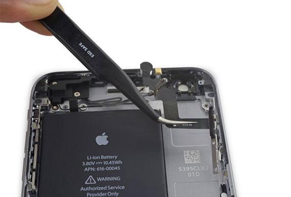 iPhone 6S Plus Power (On/Off) Buton Değişimi