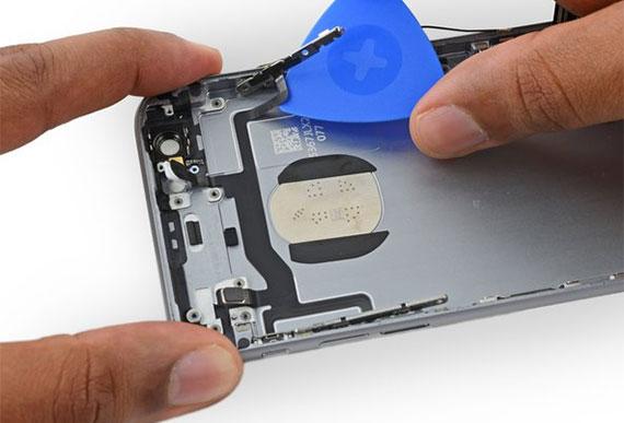 iPhone 6S Power (On/Off) Buton Değişimi