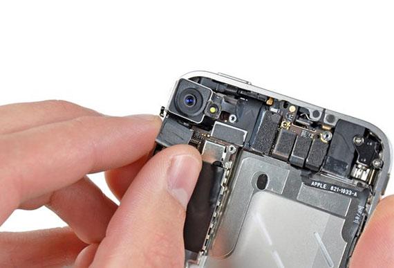 iPhone 4 Arka Kamera Değişimi
